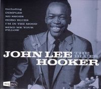 Cover John Lee Hooker - The Blues [2014]